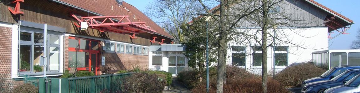 Gebäude der Dienststelle von außen