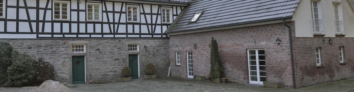 LVR Freilichtmuseum Lindlar Verwaltungsgebäude